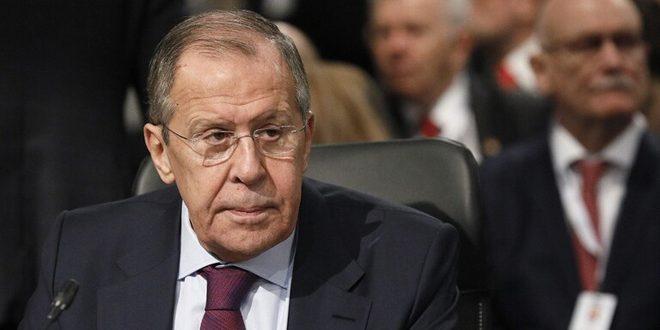 Lavrov y Pedersen: es importante continuar el diálogo sirio-sirio sin injerencia externa