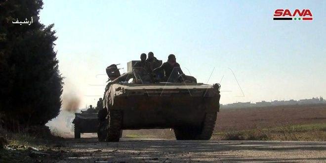 Ejército avanza en Idleb y conquista a tres nuevas localidades