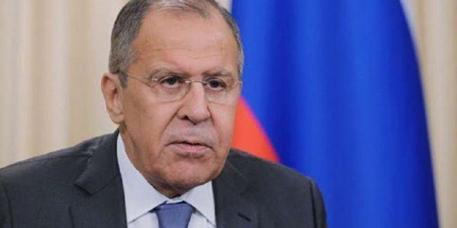 Lavrov aborda telefónicamente con Borrell la situación en Siria y Libia