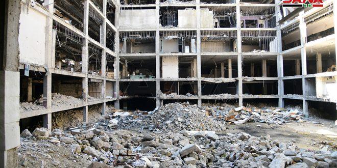 Ejército sirio entra en cuartel general de los terroristas del Frente Al-Nousra al oeste de Alepo