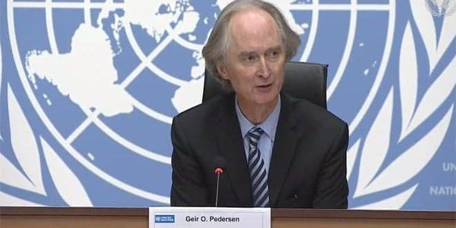 Se celebrarán el lunes reuniones de la 4ª ronda del Subcomité Constitucional en Ginebra