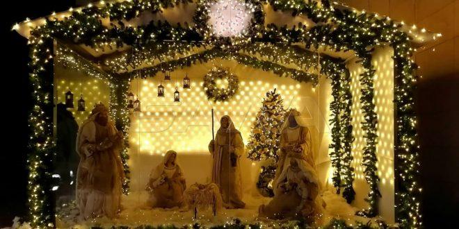 Latakia se prepara para recibir la navidad (fotos)