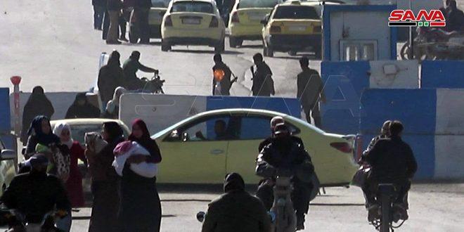 La milicia FDS continua su asedio a los barrios del centro de la ciudad de Hasakeh (+ fotos)