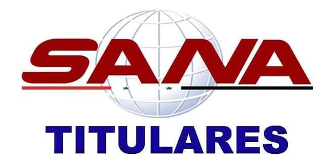 Titulares de la agencia SANA para este 17 de abril del 2021