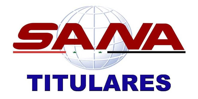 Titulares de la agencia SANA, 28 de julio 2021