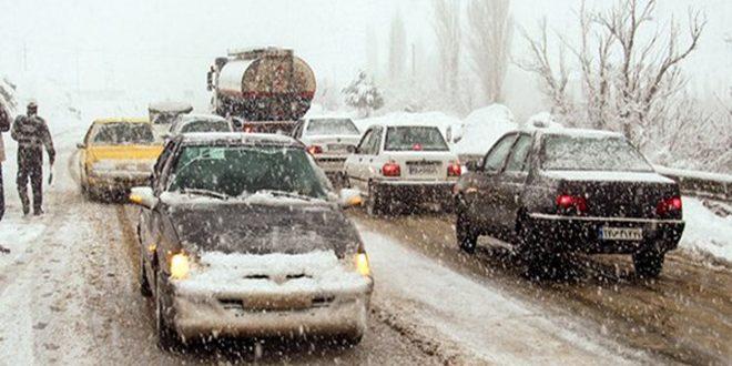 """موج جدید بارش """"برف و باران"""" 15 کشور ایران را فرا میگیرد"""
