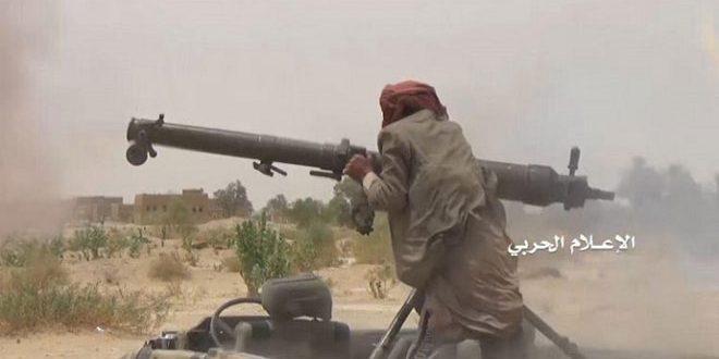 هلاکت و زخمی شدن تعدادی از مزدوران متجاوز سعودی در یمن