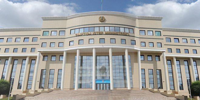 وزارت امور خارجه قزاقستان: نشست بعدی مذاکرات سوری آستانه 10 و 11 ماه دسامبر برگزار میشود