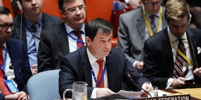 بولیانسکی : هرگونه حضور خارجی غیرقانونی در خاک سوریه باید پایان یابد و اقدامات آمریکا در شمال شرق سوریه باعث بیثباتی در این کشور میشود
