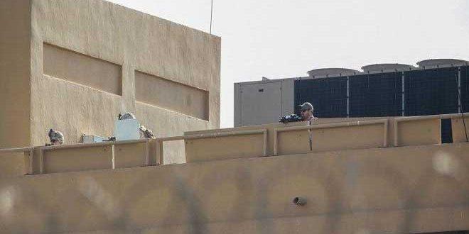 شلیک ۴ راکت به ساختمان سفارت آمریکا در بغداد