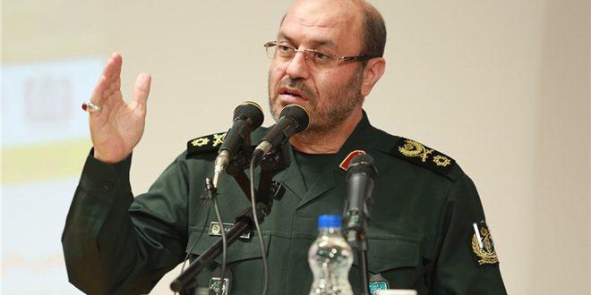 حسین دهقان: حضور آمریکا در منطقه را عامل اصلی ناامنی ها است