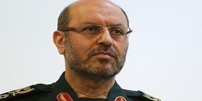 سردار حسین دهقان: تهران با آمریکا وارد مذاکره نمی شود