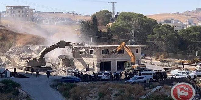 طرح احداث 9000 واحد مسکونی توسط اسرائیل در قدس اشغالی