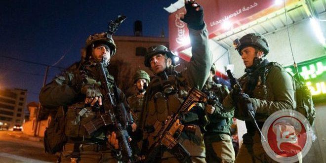 دستگیری 20 فلسطینی در کرانه باختری