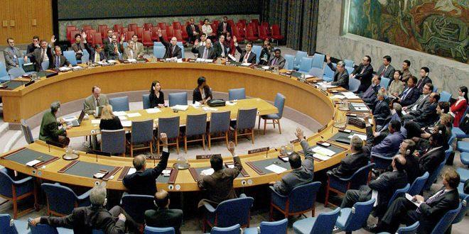 قطعنامه روسیه درباره سوریه در شورای امنیت رد شد