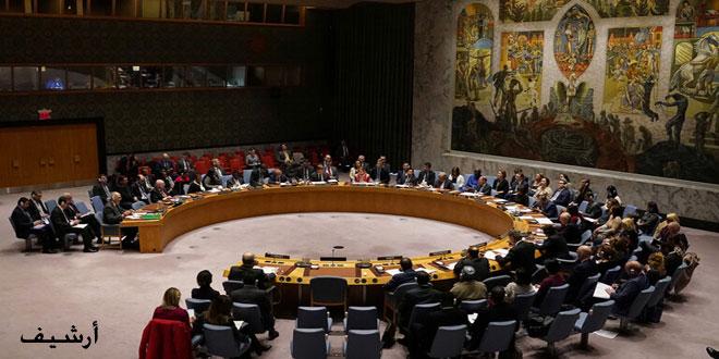 پیش نویس قطعنامه درباره تمدید عملیات کمکرسانی به سوریه بدون هماهنگی با دولت سوریه را توسط روسیه وچین وتو شد