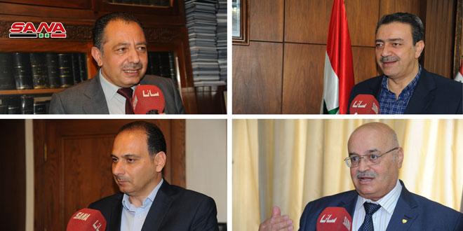 وکلای سوریه: (قانون سزار) یک جنایت بین المللی است