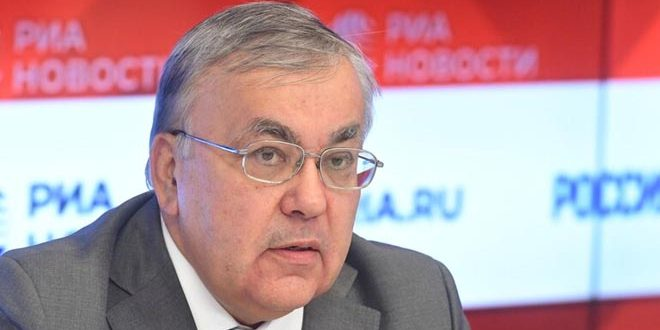 وزارت خارجه روسیه: حمایت مسکو از سوریه به منظور مقابله با کرونا ادامه دارد