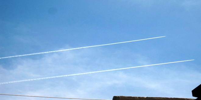 نقض مجدد حریم هوایی لبنان توسط جنگنده های دشمن صهیونیست