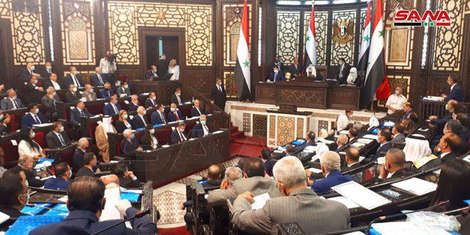 برگزاری اولین جلسه پارلمان جدید سوریه