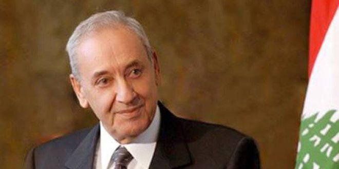 نبیه بری:  دست کشیدن لبنان از مقاومت به معنای دست کشیدن از وحدت و حاکمیتش است
