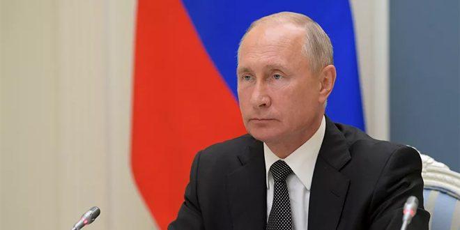 رئیس جمهور ولادیمیر پوتین ثبت اولین واکسن کرونا را اعلام کرد