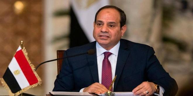 رئیسجمهور مصر: حل سیاسی فراگیر بحران سوریه امری ضروری است