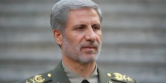وزیر دفاع ايران: مقاومت تا بیرون راندن دشمن از غرب آسیا ادامه خواهد یافت