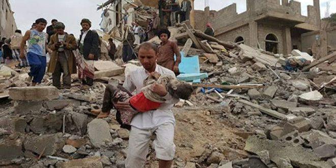 شهادت و زخمی شدن بیش از /4500/ یمنی در تعز از زمان شروع تجاوز سعودی