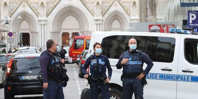 حمله در نیس فرانسه 3 کشته بر جای گذاشت