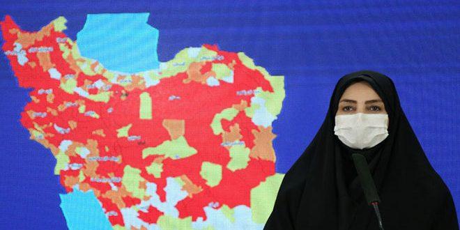 آمار کرونا در ایران طی 24 ساعت گذشته: 6824 مبتلا و 415 فوتی