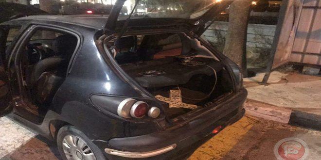 شهادت یک فلسطینی به ضرب گلوله نظامیان رژیم صهیونیستی در کرانه باختری