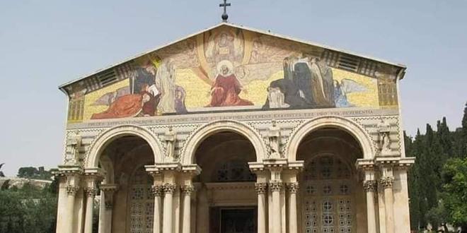 شهرک نشینان صهیونیست کلیسای«الجثمانیه» در قدس اشغالی را به آتش بکشد