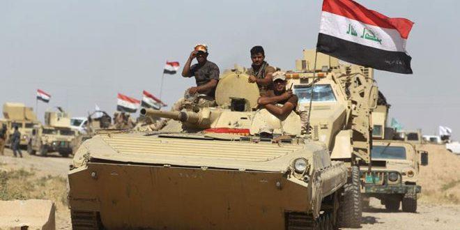 """آغاز عملیات نیروهای عراقی علیه بقایای تروریست های """"داعش"""" در دیالی"""