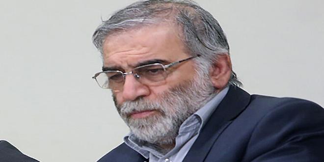 تهران: پاسخ آمران و عاملان ترور فخریزاده را با حداکثر درد میدهیم