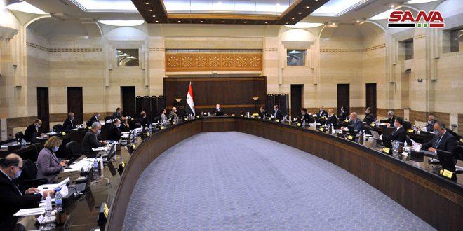 کابینه پیوستن سوریه به طرح کواکس سازمان جهانی بهداشت برای تامین واکسن کرونا را موافقت کرد