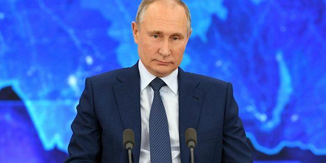 رئیس جمهور ولادیمیر پوتین وزارت خارجه روسیه را مأمور مذاکره با آمریکا برای تمدید پیمان استارت – 3 کرد
