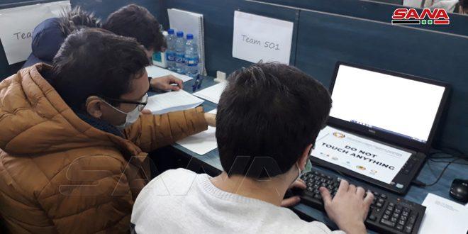 مشارکت 41 تیم سوری در مسابقات برنامه نویسی برای دانشگاه ها