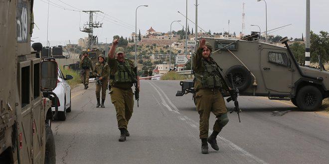 نیروهای اشغالگر روستای التوانه در جنوب الخلیل را محاصره كردند