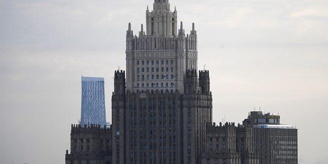 روسیه 2 کارمند سفارت هلند را اخراج کرد