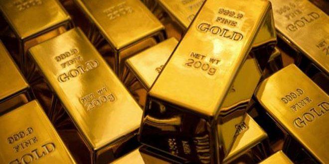 کاهش قیمت طلا