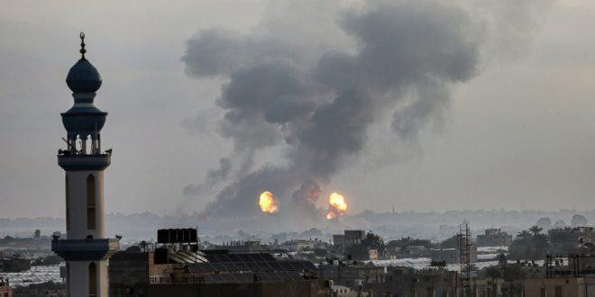 شهادت 27 فلسطینی و جراحت بیش از 100 دیگر در حملات متداوم اشغالگر به نوار غزه