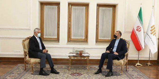 امیرعبداللهیان: مذاکرات هستهای به زودی از سر گرفته میشود