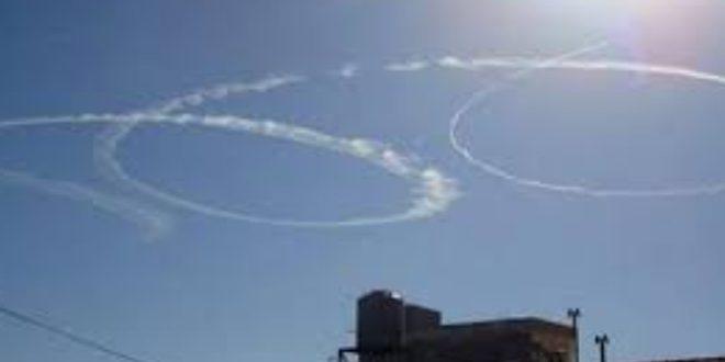 نقض حریم هوایی لبنان توسط دشمن اسرائیلی
