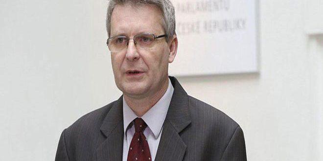 Un parlementaire tchèque appelle à la levée des mesures économiques coercitives unilatérales imposées à la Syrie