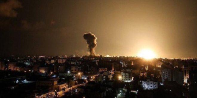 L'aviation d'occupation israélienne renouvelle son agression contre la bande de Gaza