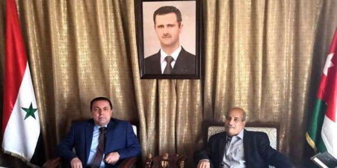 Le Front national jordanien du travail affirme que la Syrie mettra en échec toute forme d'agression contre elle