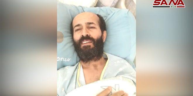 Le détenu al-Akhras remercie la Syrie pour sa position honorable à l'égard de la cause palestinienne