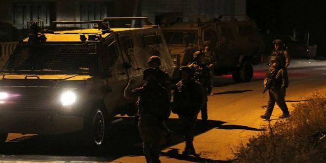 Les forces d'occupation israélienne arrêtent 9 Palestiniens en Cisjordanie