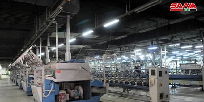 58 nouvelles installations dans la cité industrielle à Tartous